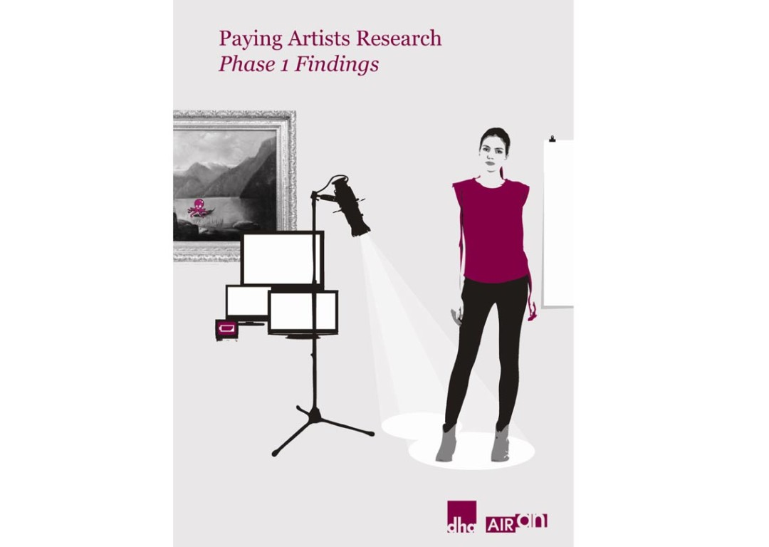 Paying Artists Research Phase 1 Findings