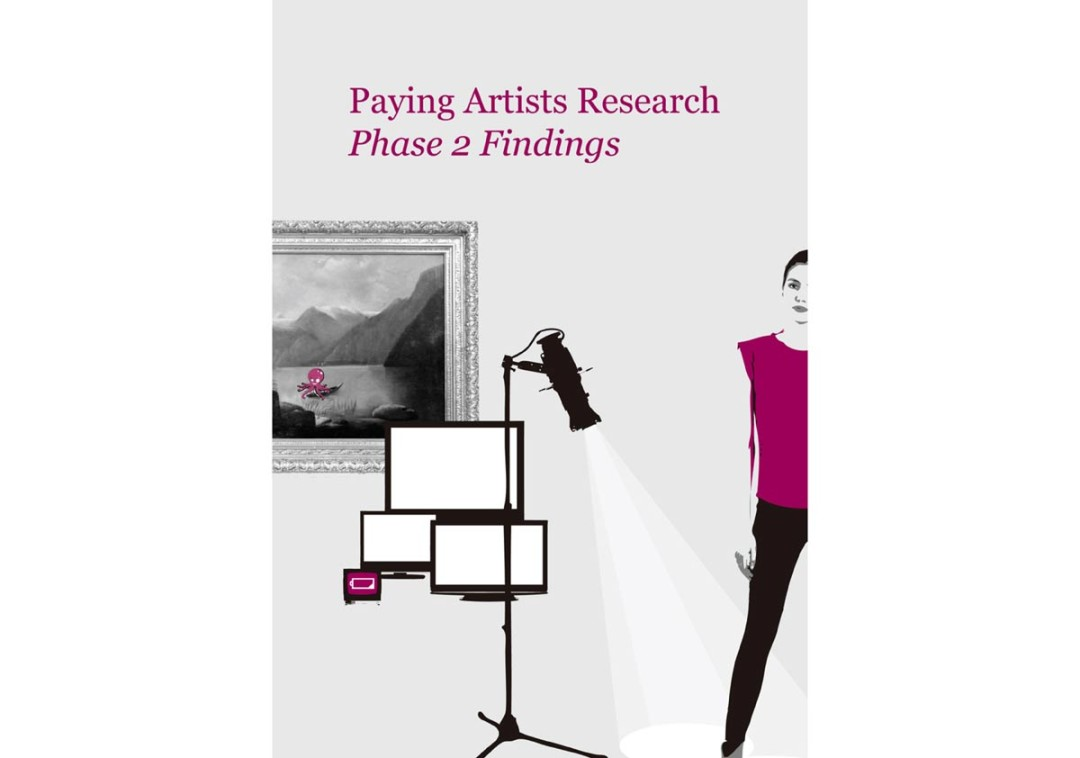 Paying Artists Research Phase 2 findings