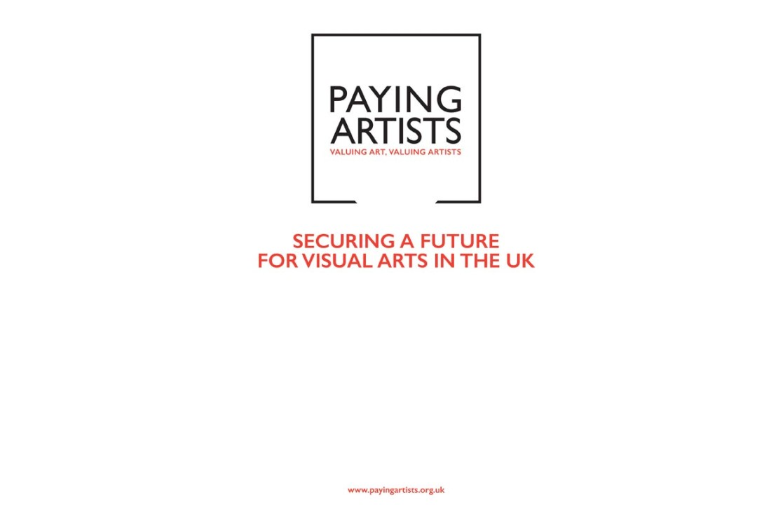 Securing a future for visual arts in the UK