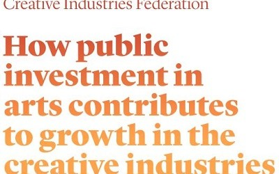 The Arts and Growth report