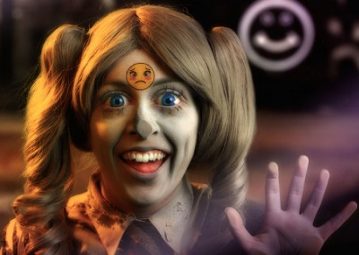 """Rachel Maclean: """"There are certain things without which an artist can't sustain themselves"""""""