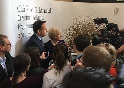 New Irish initiative acknowledges professional status of artists applying for Jobseekers Allowance