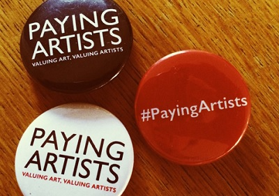 Paying Artists Working Group: developing Exhibition Payment as a tool for resilience and diversity